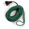 Cable Calentador 10m+2m - 60w