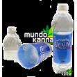 Botella camuflaje de Agua Aquafina
