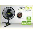 Ventilador Clip Fan 20 cm / 7,5W
