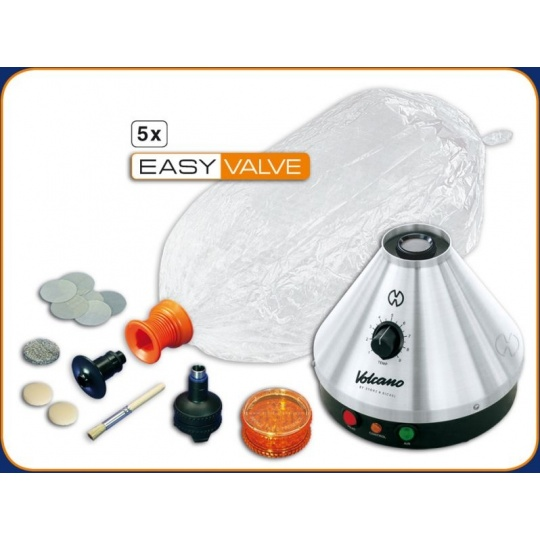Volcano-System Classic con Easy Valve Starter Set