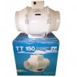 TT-150 Dual 2 Velocidades (467/552 m³/h)