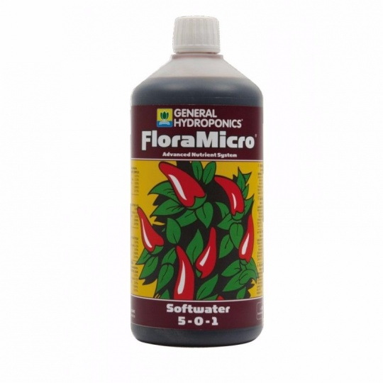 Flora Micro ( Agua Blanda)